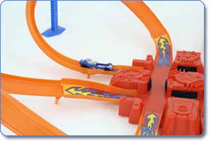 Hot Wheels Criss Cross Crash Track