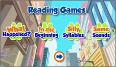 V.Reader screen