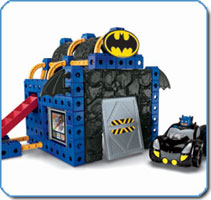 variations of the Batcave
