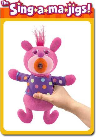 Sing-A-Ma-Jig (Pink)
