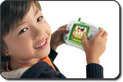 Leapster Explorer Learning Game System