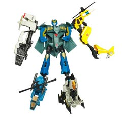 Skyburst with Aerialbots