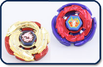 Beyblade Metal Fusion Battle Tops