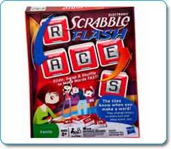 Hasbro Scrabble Flash