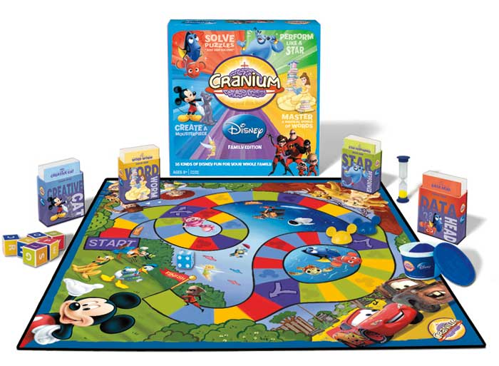 Toys That Start With B : Amazon cranium disney family edition toys games