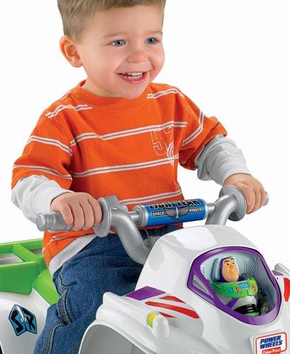 Disney Toys For Boys : Amazon power wheels disney pixar toy story lil quad