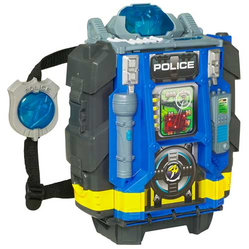 Playskool action heros pack police officer - Playskool helmet heroes police officer ...