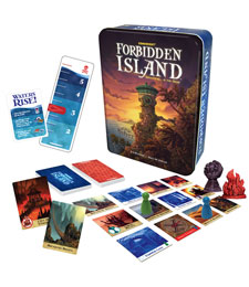 Gamewright Forbidden Island