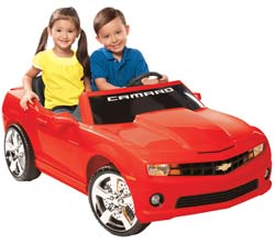 National Products Chevrolet Camaro Ride-On