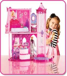 Fashion Fairytale Party Palace