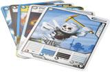 Ninjago character card and battle cards
