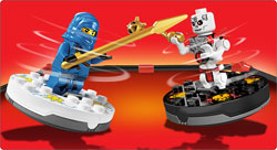 Ninjago Spinjitzu Battle