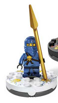 Ninjago Jay, the Master of Lightning