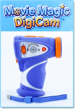 Movie Magic Digicam - side view