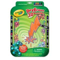 Crayola 3D Dry Erase Board