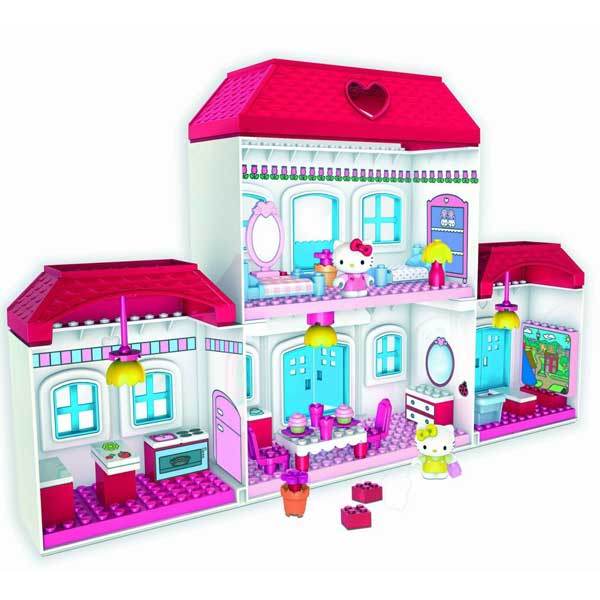 Hello Kitty Toys At Target : Amazon megabloks hello kitty house toys games
