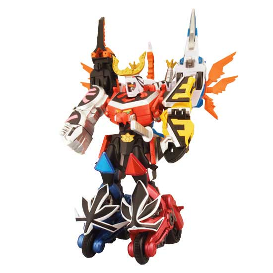 Amazon.com: Power Ranger Samurai Megazord Action Figure ...