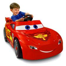 Fisher-Price Power Wheels Disney/Pixar Cars 2 Lightning McQueen