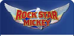 Rock Star Mickey Logo
