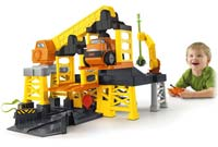 Fisher-Price Big Action Construction Site with Remote Control