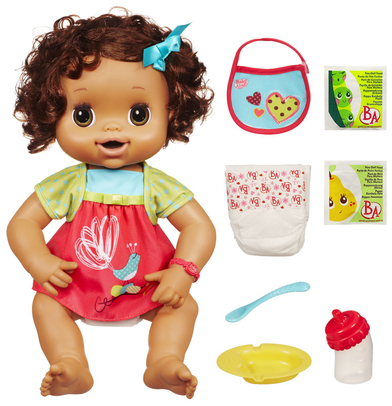 Baby Alive Clothes At Toys R Us Stunning Amazon Baby Alive My Baby Alive Brunette Toys Games