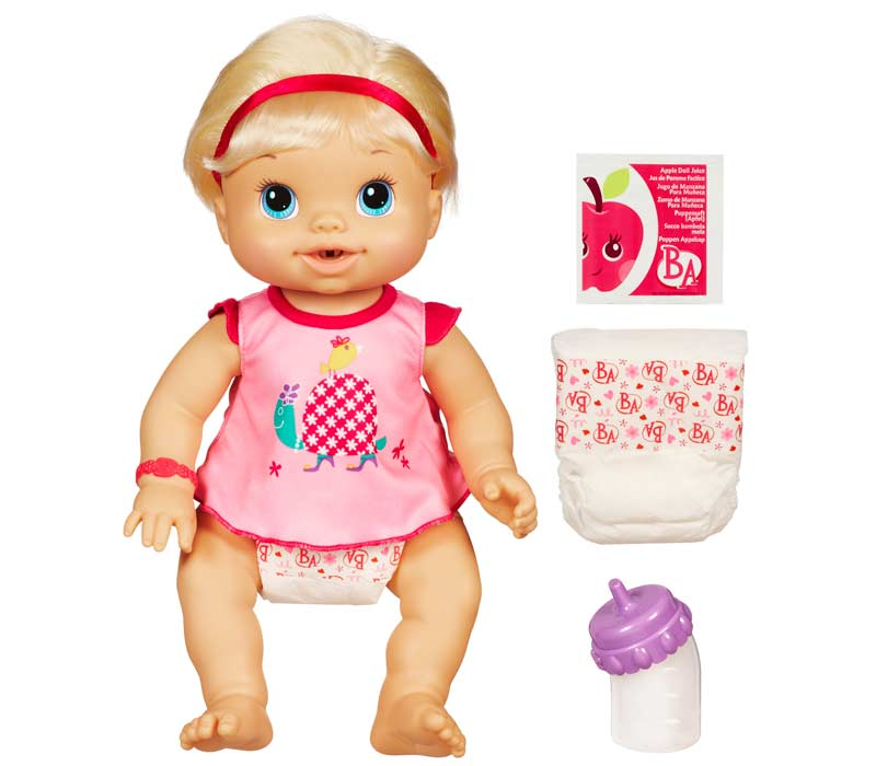 a baby alive dolls