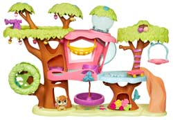 LITTLEST PET SHOP MAGIC MOTION TREEHOUSE Product Shot