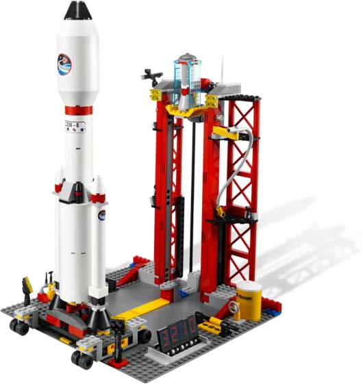 Amazon Lego Space Center 3368 Toys Games
