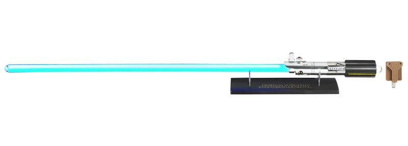 hasbro luke skywalker force fx lightsaber