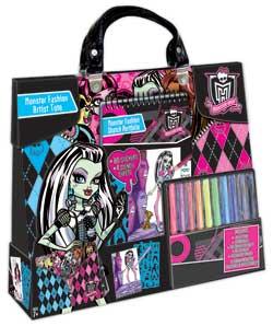 Monster High Monster Fashion Design Artist Tote