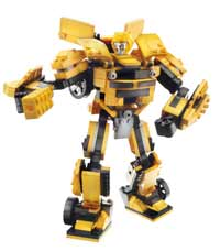 KRE-O TRANSFORMERS BUMBLEBEE Product Shot
