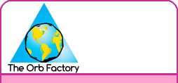 The Orb Factory Logo