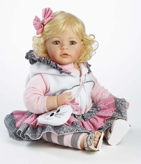 Adora 20-Inch The Cat's Meow Baby Doll