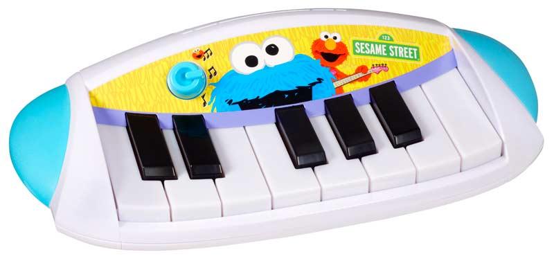 Amazon Com Playskool Sesame Street Let S Rock Cookie