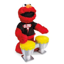 SESAME STREET LET'S ROCK! ELMO Product Shot