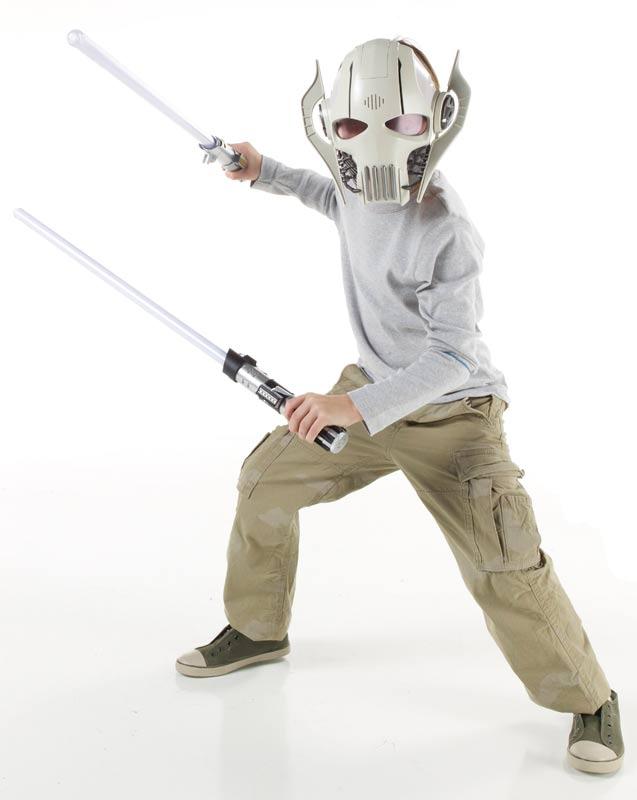 Star Wars General Grievous Toys : Amazon star wars grievous helmet toys games