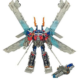 Transformers Dark of the Moon Ultimate Optimus Prime Figure
