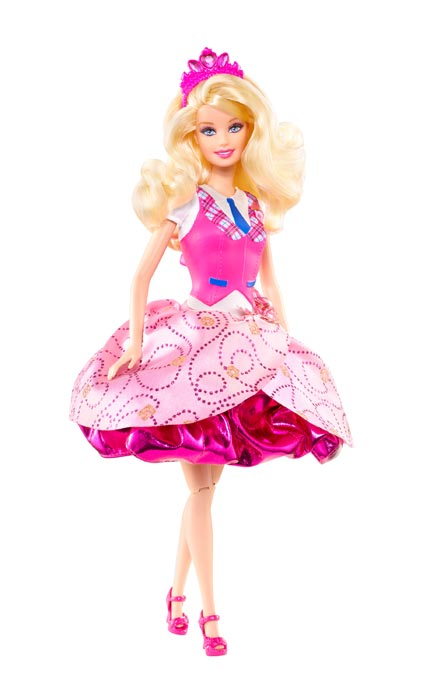 Amazon.com: Barbie Princess Charm School Princess Blair Transforming