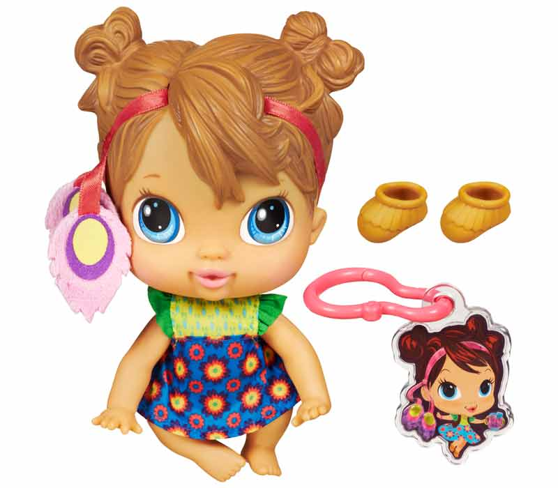Amazon Baby Alive Crib Life Fashion Play Doll Makayla Song