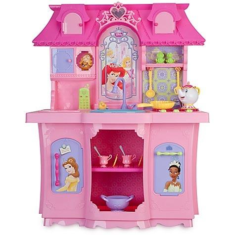 Amazon.com: Disney Princess Ultimate Fairytale Kitchen: Toys & Games
