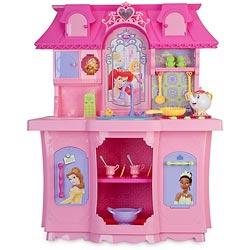 Amazon Com Disney Princess Ultimate Fairytale Kitchen Toys Games