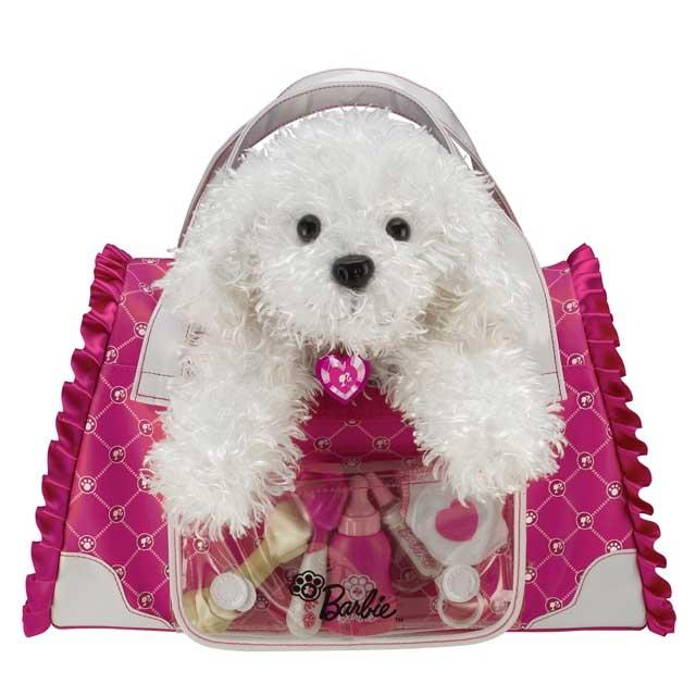 Amazon Com Barbie Hug N Heal Pet Dr Beagle Brown And