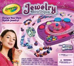 Crayola Model Magic Jewelry Boutique