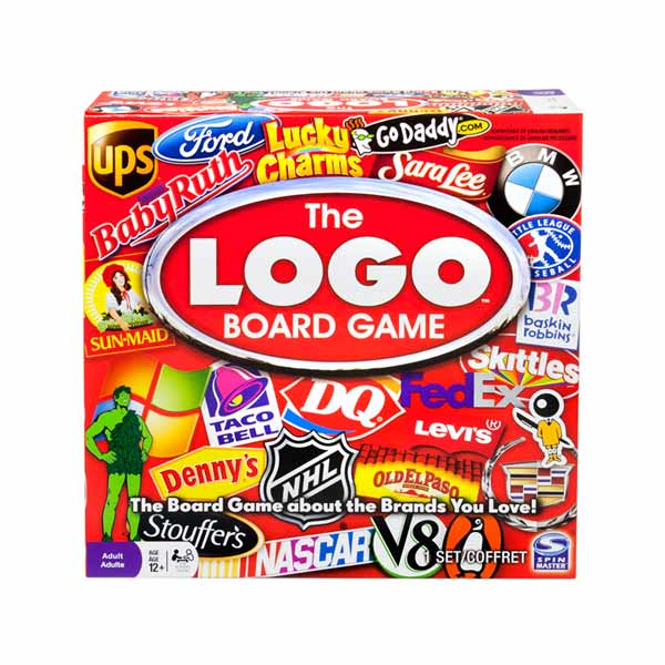 amazoncom logo board game toys amp games