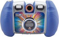 Vtech Kidizoom Spin and Smile Digital Camera (Blue)