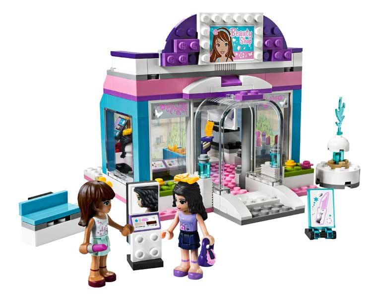 lego friends beauty salon