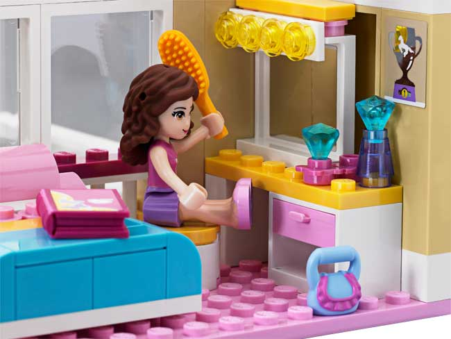 LEGO Friends Olivias House View Larger