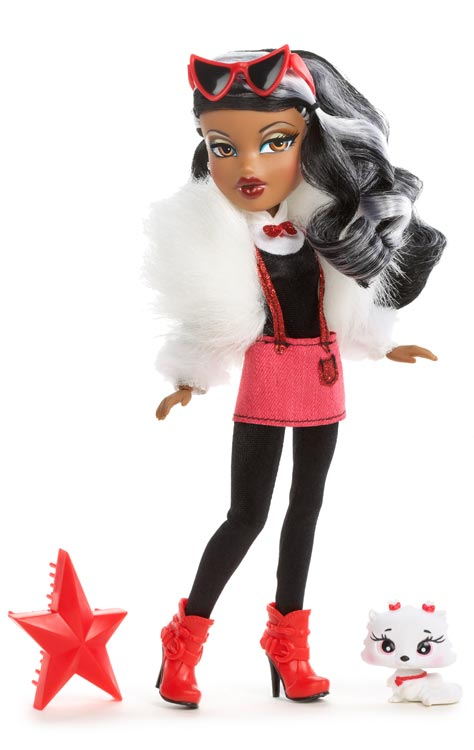 Amazon.com: MGA Bratz Catz Doll - Sasha: Toys & Games