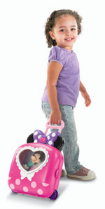 Fisher-Price Disney's Minnie's Fashion On-the-Go Bow-tique