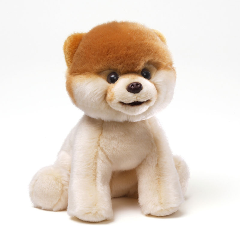 Boo The Cutest Dog Stuffed Toy